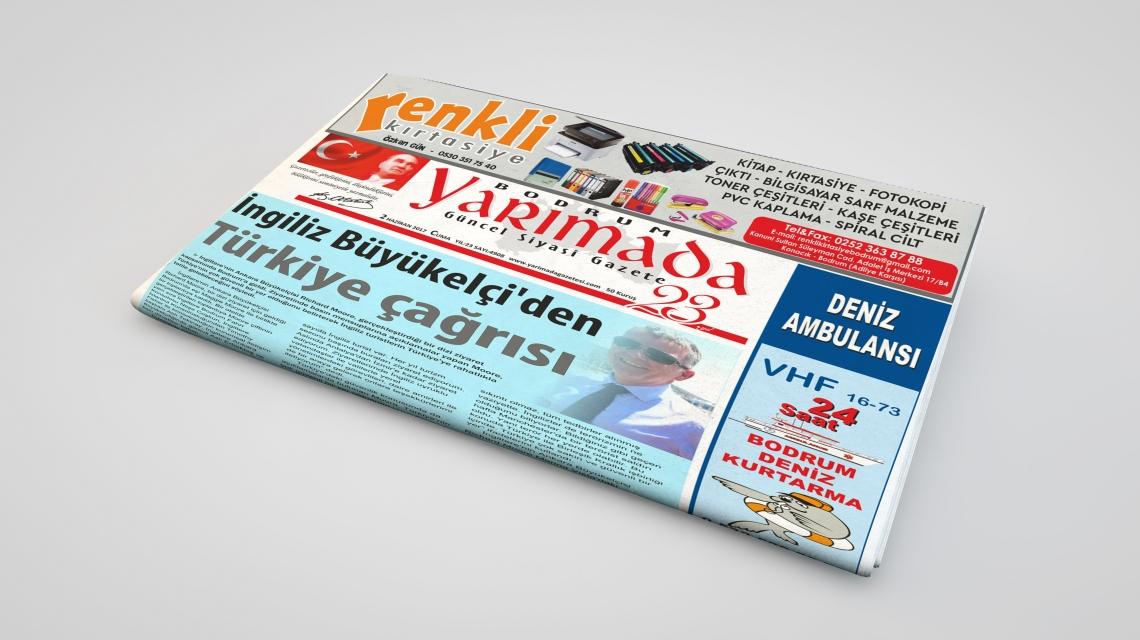 Süreli Yayınlar (Dergi, Gazete)